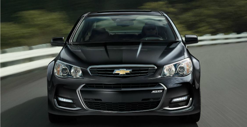 Chevy Discontinues the Super-Powerful SS Sedan