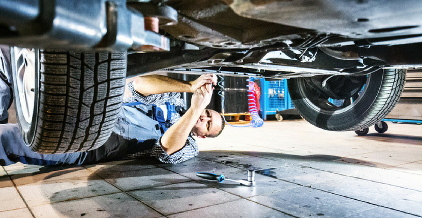 Getting Auto Maintenance Leaves Less Hassle Later