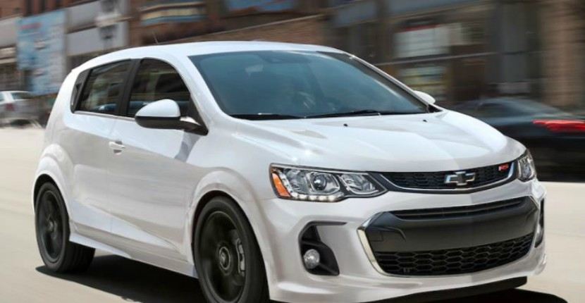 2018 Chevy Sonic for sale