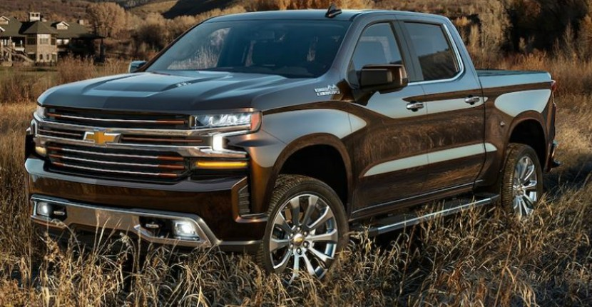 Don T Miss The 2019 Chevy Silverado 1500 At Chicago Auto Show