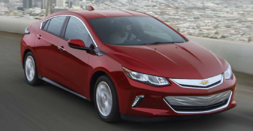 2019 Chevrolet Volt Charges Twice as Fast