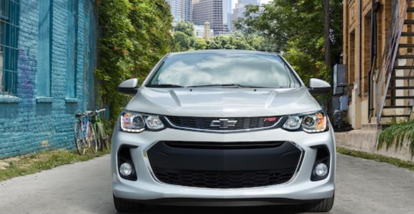 2018 Chevy Sonic: Practicality, Efficiency, and Liveliness in a Small Package