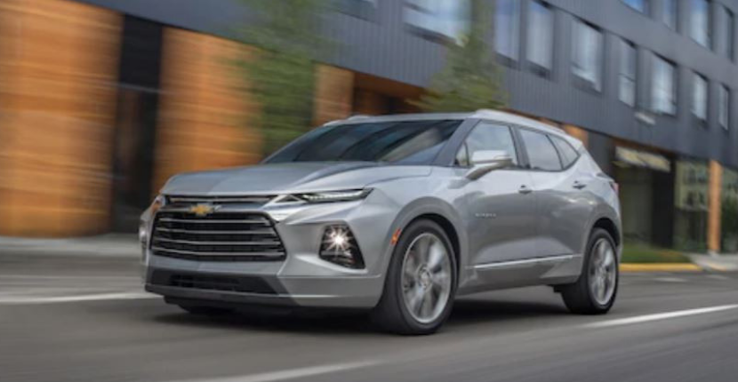 2019 Chevy Blazer is Here and Nothing Like What You Remember