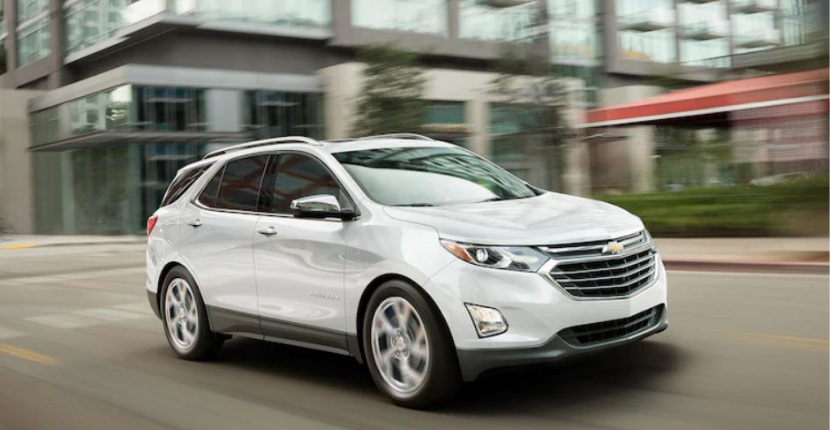 Let the Chevy Equinox Light Up Your Spring