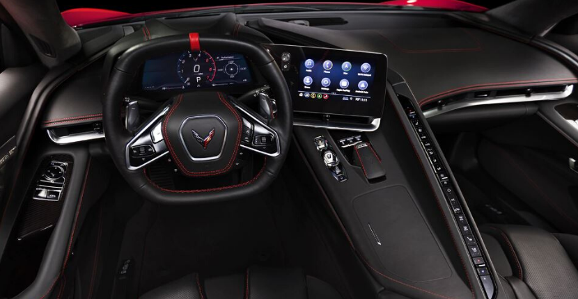 2020 Chevy Corvette Technology and More