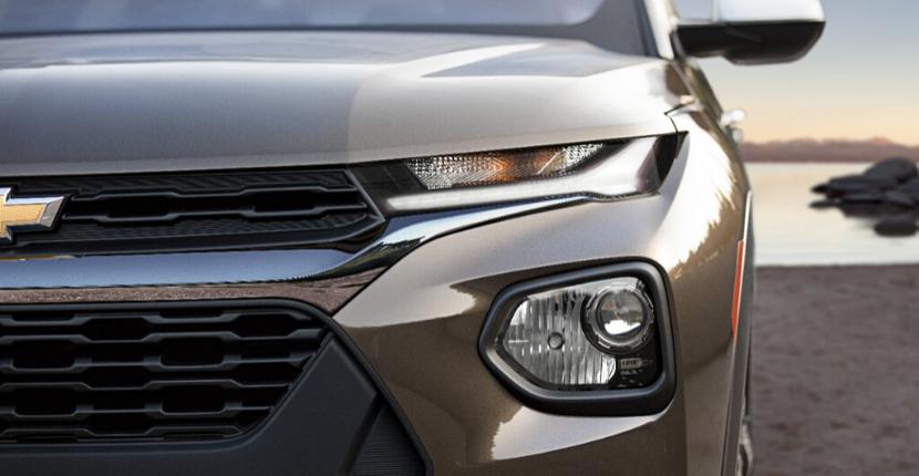 2021 Chevy Trailblazer at Chicago Auto Show
