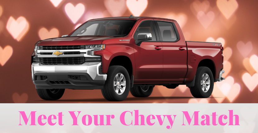 Meet Your Chevy Match