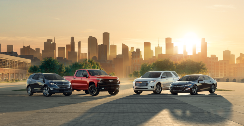 chevrolet's hottest summer rides