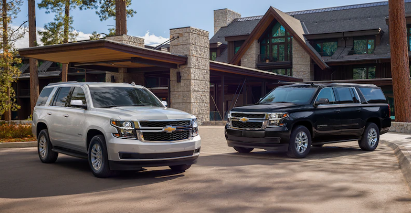 Meet Chevy's New 2020 SUV Line Up