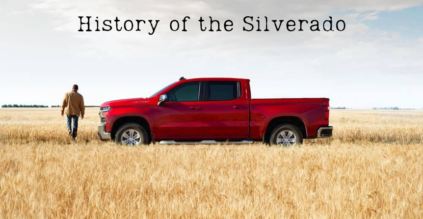 History of the Chevy Silverado
