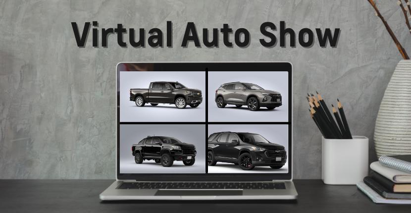2021 Virtual Auto Show