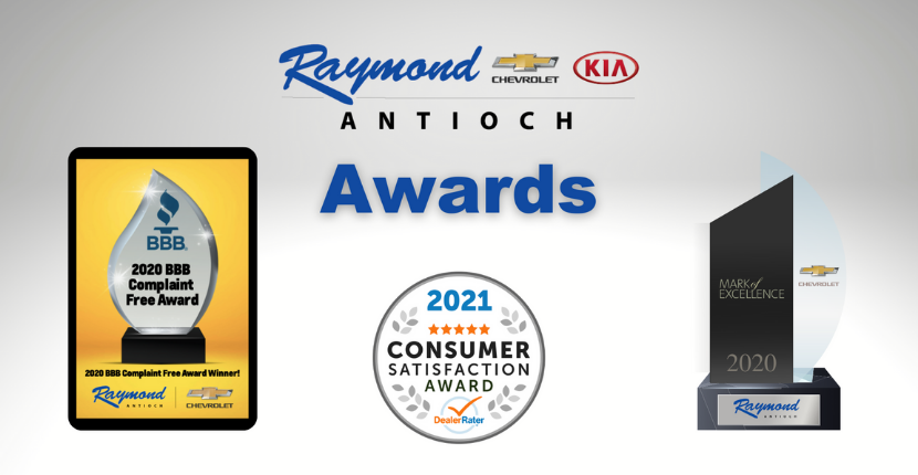 Raymond Chevy Awards